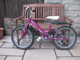 Claud Butler Crystal girl's bike