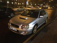 Selling my SUBARU WRX UK300 Spec
