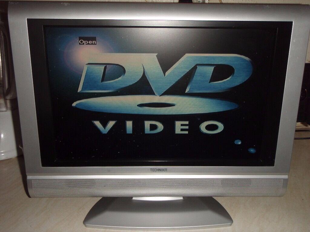 Lcd Tv Built Dvd Player In Blackburn Lancashire Gumtree