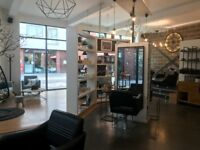SALON CHAIRS TO RENT IN STUNNING SPACE!
