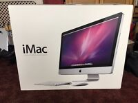 "Apple iMac 27"" (Late 2009)"