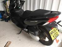 Honda pcx 125 scooter 2014
