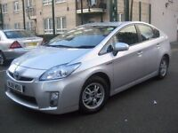 TOYOTA PRIUS 2011 61 REG HYBRID UK CAR +++ PCO UBER READY +++ 5 DOOR HATCHBACK