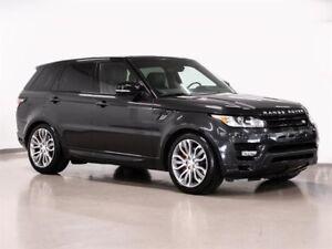 2014 Land Rover Range Rover Sport V8 SC Autobiography Dynamic @2