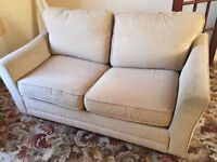 CREAM SOFA BED FOR SALE!!!!!!!!!!!!!!!!!!!