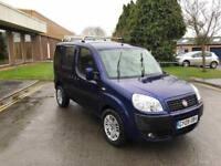 2009 fiat doblo 7 seater 1.3 Cdti 12 months mot/3 months parts and labour warranty