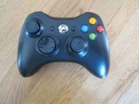 Microsoft Xbox 360 Wireless Controller Black/White