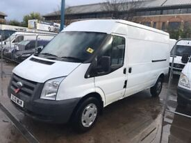 FORD TRANSIT T350 LWB SEMI HI TOP SPARES OR REPAIRS FOR SALE