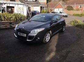 2011 Renault Megane Tom Tom £3,995