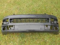 volkswagen transporter / vw t5 genuine front bumper