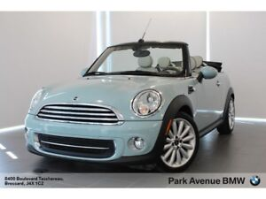 2012 MINI Cooper Convertible -- Auto -- 17 -- Harman/Kardon