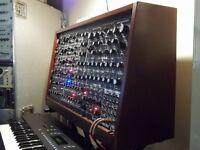 GRP A4 Analogue synthesizer