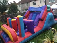 26ft Inflatable Assault Course