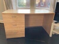 Solid Maple Desk