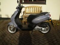peugeot kisbee scooter 2015 one owner BARGAIN