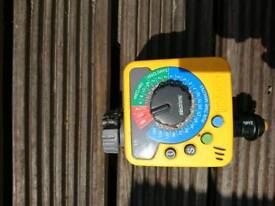 Hozelock water timer