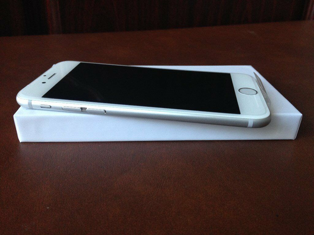 iphone 6 plus white. apple iphone 6 plus white / gold brand new unlocked cash on collection only iphone plus white
