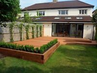 Garden Decking Liverpool, Merseyside - we supply and fit
