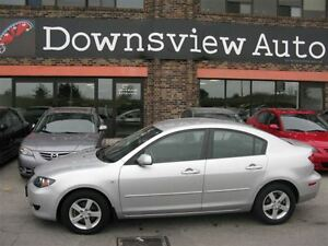 2007 Mazda MAZDA3 5SPD!!! FULLY LOADED!!! ALLOYS!!!