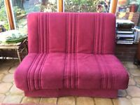 Sofa Bed - for those Christmas visitors! Great Condition.