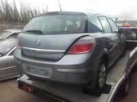 2006 Vauxhall Astra mk5 1.6 Petrol Hatchback BREAKING FOR PARTS SPARES