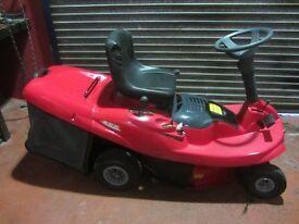 Lawnmower set on