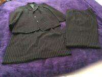 3 peice business suit