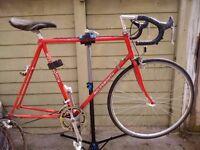 Holdsworth Reynolds 531 Racer/Road bike..Needs a 700c Rear Wheel