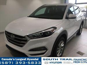 2017 Hyundai Tucson PREMIUM - HEATED SEATS/WHEEL, BLUETOOTH