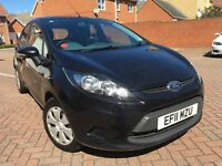 Ford Fiesta Eco Diesel Manual 1 yr Mot History Px Welcome