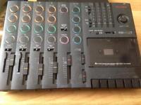 Tascam 07 vintage 4 track tape recorder