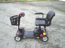 GOGO ELITE TRAVELLER SPORT mobility scooter, 23 stone user weight