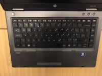 Fast HP ProBook laptop 6465b A8-3510MX 4GB RAM 250 GB HDD Windows 7 or 10
