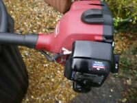 Toro petrol brush cutter
