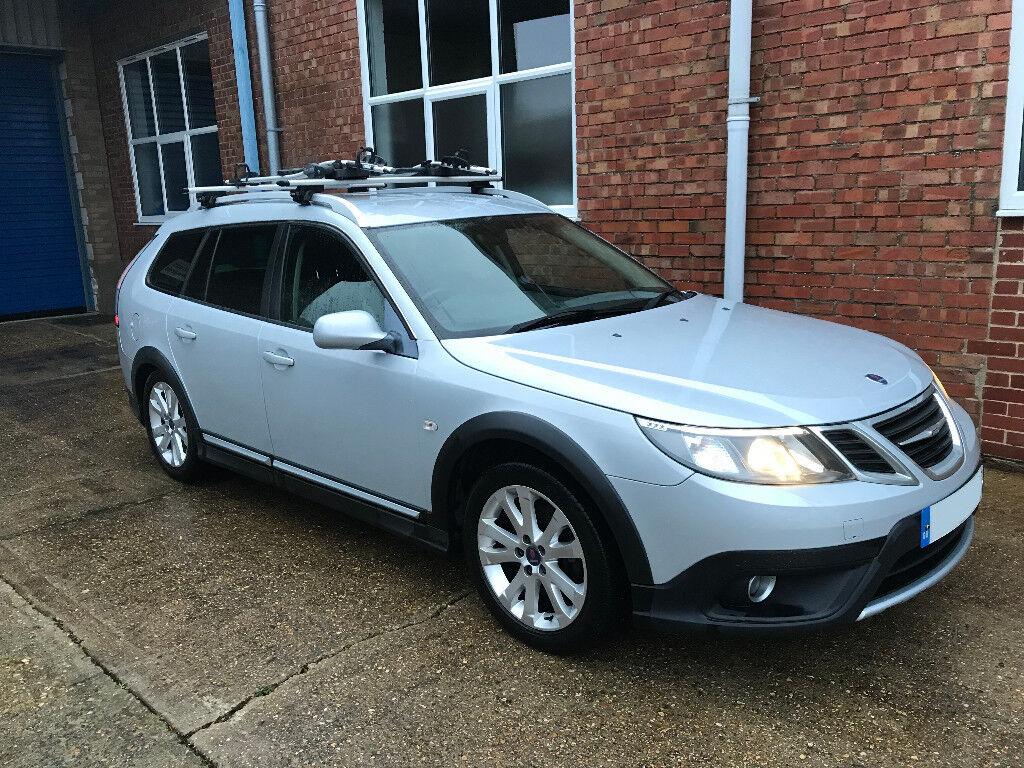 2009 Saab 9-3X 2.0T XWD