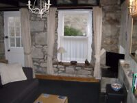 Lovely Cottage in Mousehole, Cornwall. Half term available.