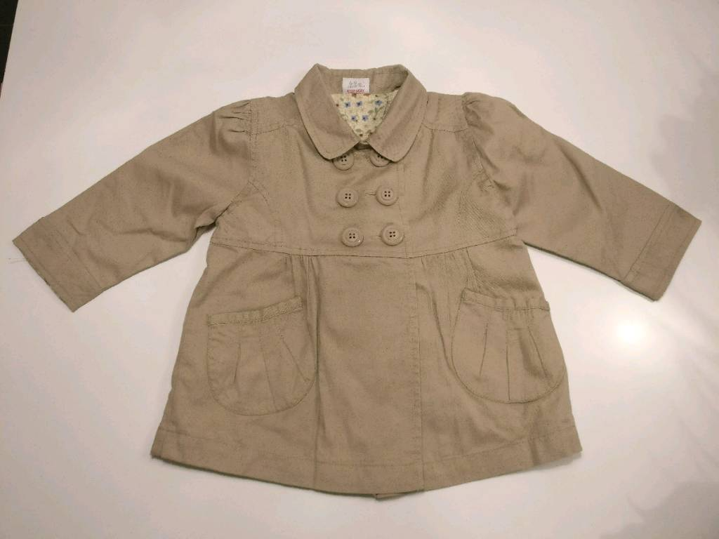 Baby girls Mac jacket 6-9 months (Boots)