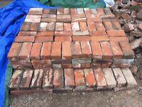 Reclaimed Cheshire Bricks