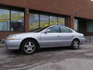 2002 Acura TL 3.2 *AS IS*FULLY LOADED*