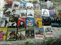 HUGE DVD BUNDLE BRITISH COMEDY TV AND STAGE