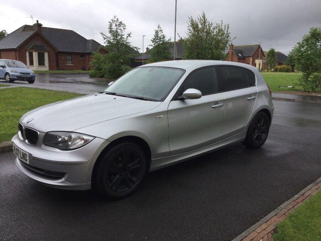 07 BMW 116i SE FSH P/EX WELCOME