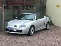 MG TF for sale! Low mileage, good condition,