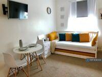 Studio flat in Chesham Place, Brighton, BN2 (#905144)