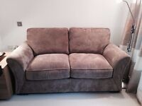 Luxurious Velour Sofa Bed
