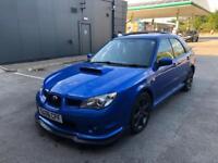 Subaru Wrx 2.0 turbo Petrol Sti rep
