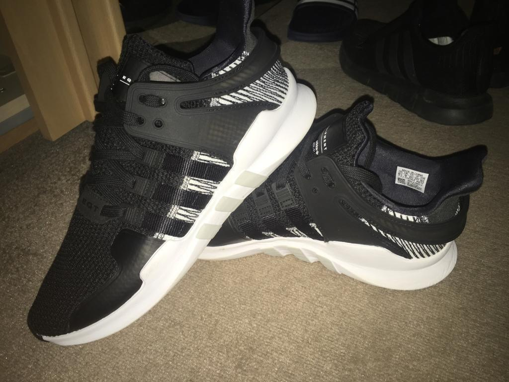 Adidas EQT's Support ADV shoes (Size 9)