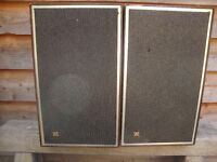 Wharfdale Vintage Speakers