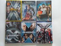 X-men 6 DVD plus Spiderman 2 gift box set