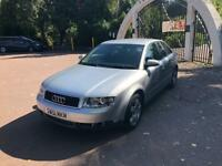 Audi a4 1.9 tdi manual 51 reg 184000 mails