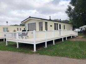 3 bedroom static Caravan for sale in somerset near devon and cornwall